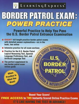 Border Patrol Exam By Learningexpress (COR)